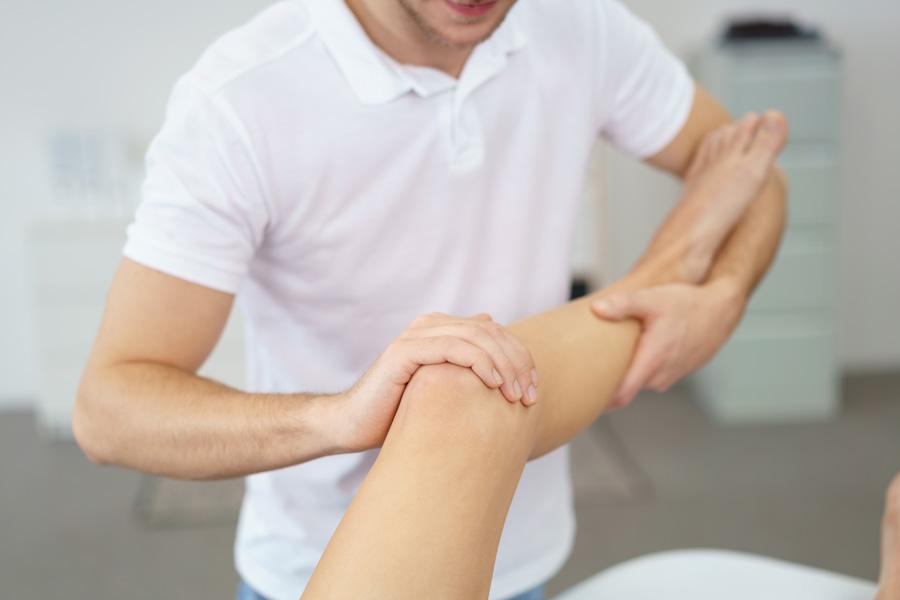 Bheandeling Knie Fysiotherapie Achterveld