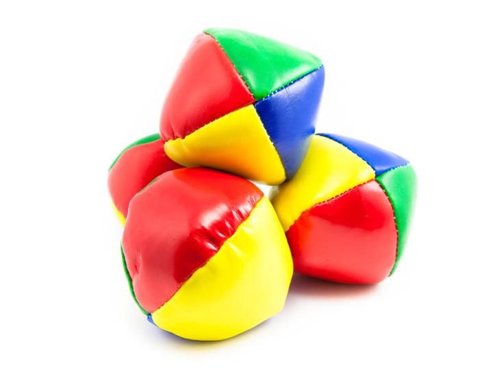 jongleerballetjes